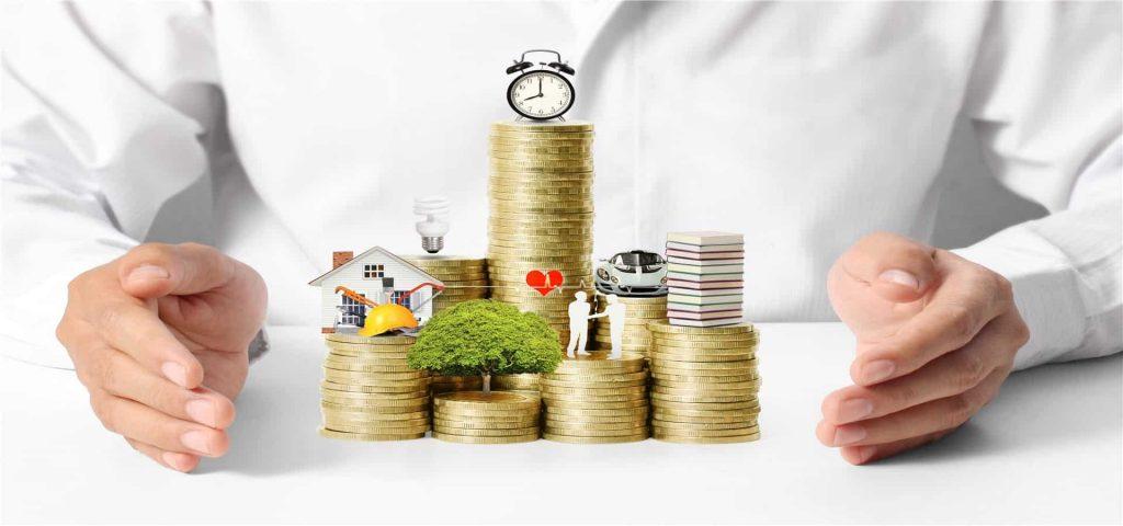 Chứng minh thu nhập và tài sản tích lũy